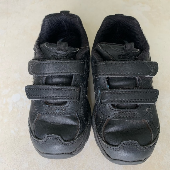 Stride Rite Shoes | Boys Leather Black